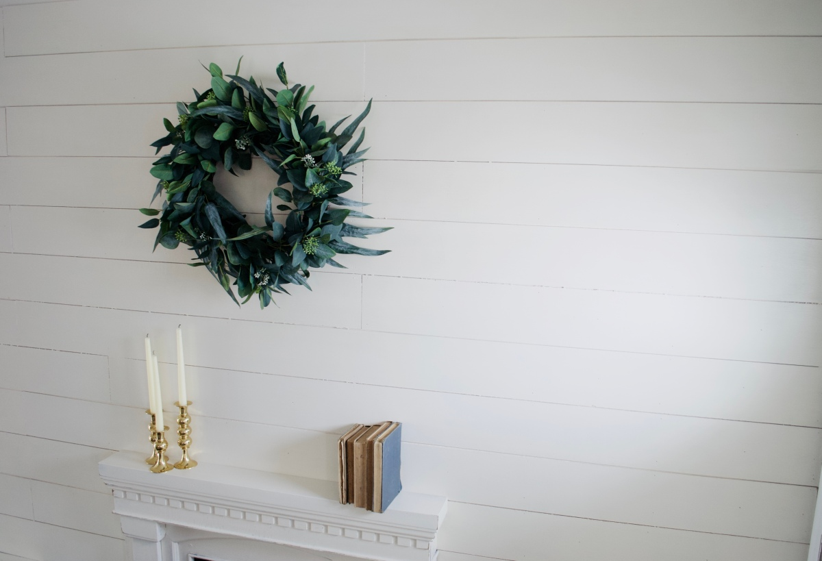 How To: Shiplap Any Wall On A Budget